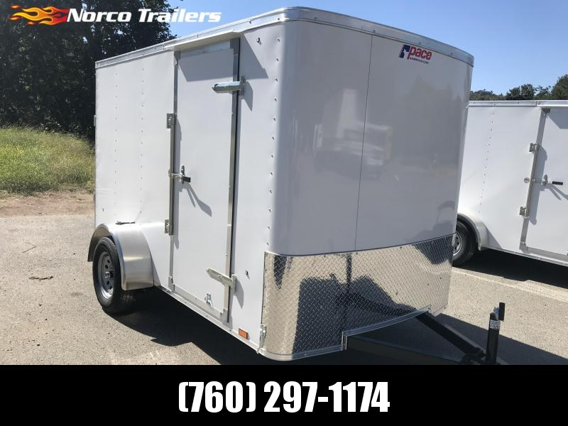 2020 Pace American Outback 6' x 10' Enclosed Cargo Trailer