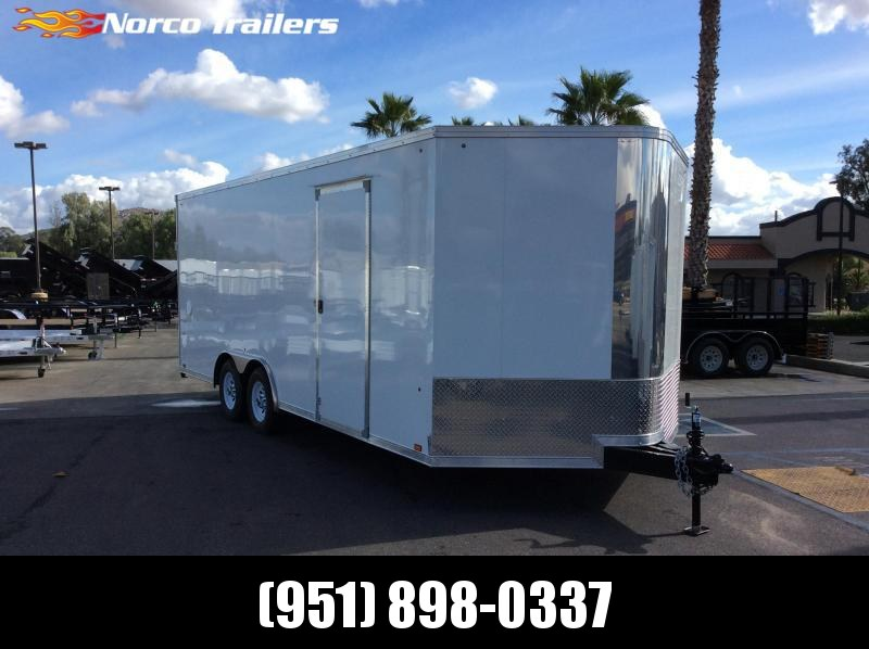 2019 Look Trailers Vision 8.5 x 20 Tandem Axle Car / Racing Trailer