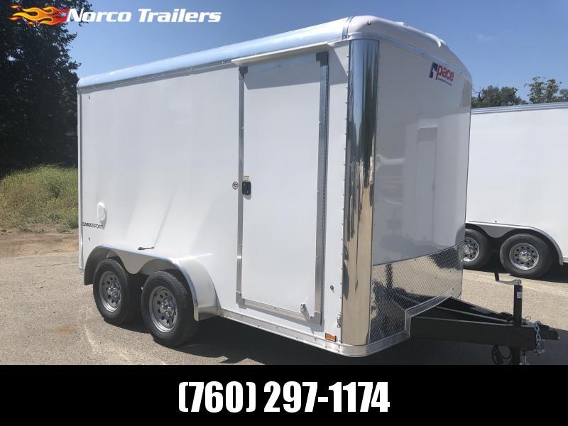 2018 Pace American Cargo Sport 7' x 12' Enclosed Cargo Trailer