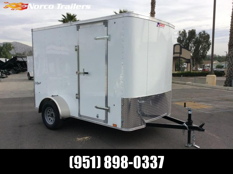 2019 Sun Country Outback 6' x 10' Single Axle Enclosed Cargo Trailer
