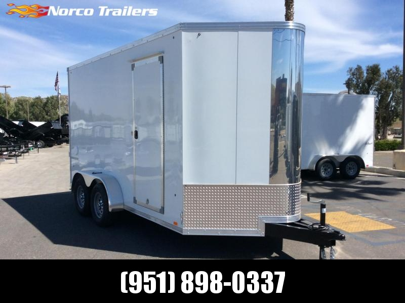 2019 Pace American Cargo Sport 7' x 14' Tandem Axle Enclosed Cargo Trailer