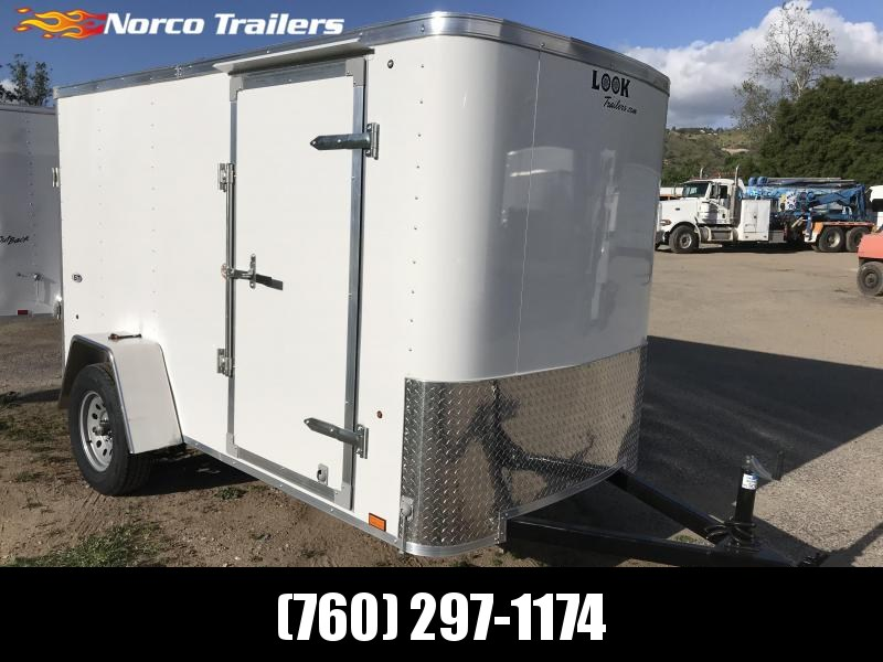 2019 Look Trailers STLC 5x10 Enclosed Cargo Trailer