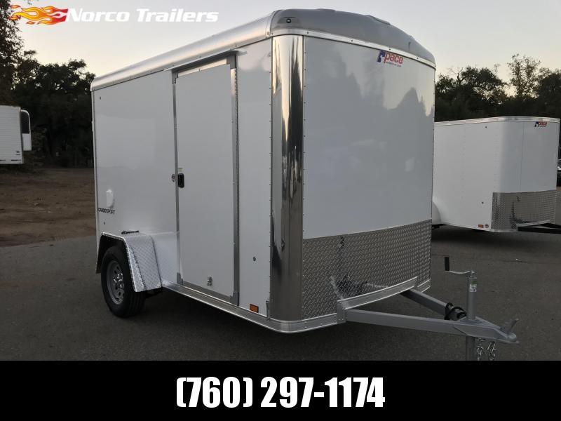 2019 Pace American Cargo Sport 6' x 10' Enclosed Cargo Trailer