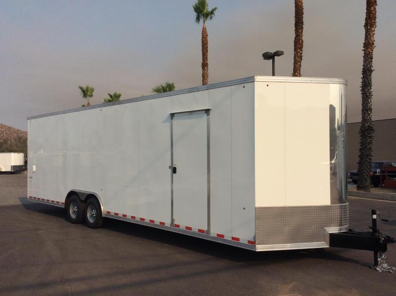 2019 Look Trailers Vision 8.5' x 28' Tandem Axle Car / Racing Trailer