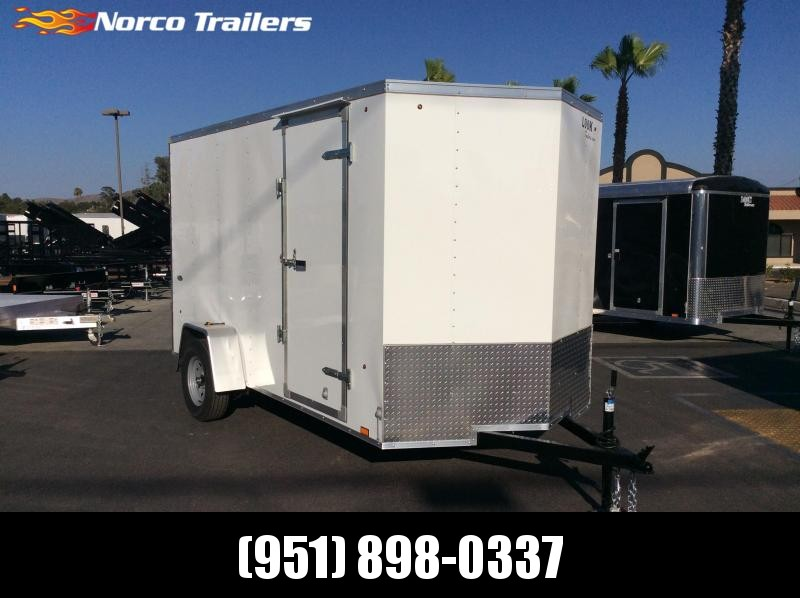 2019 Look Trailers STVLC 6 x 12' Single Axle Enclosed Cargo Trailer
