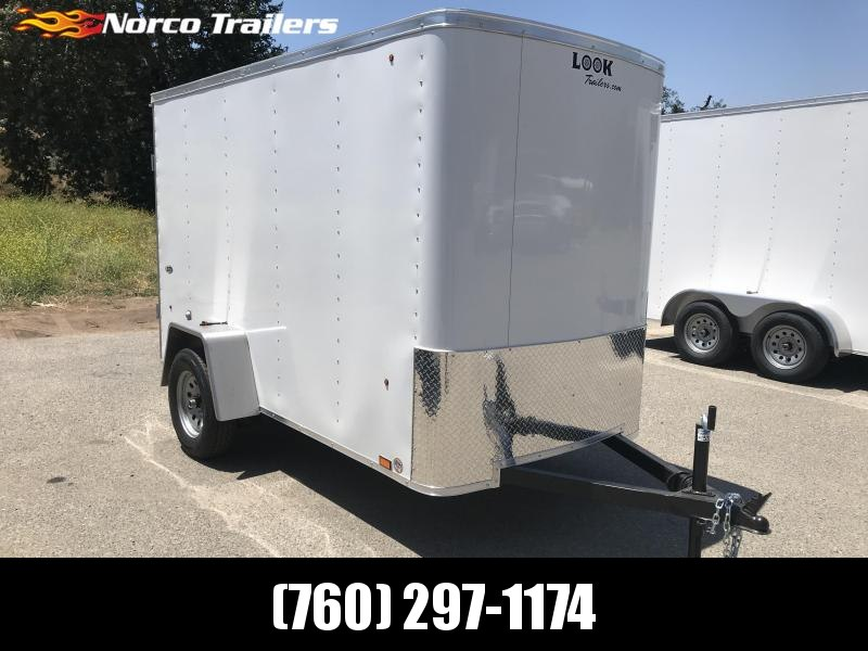 2020 Look Trailers STLC 5' x 10' Enclosed Cargo Trailer