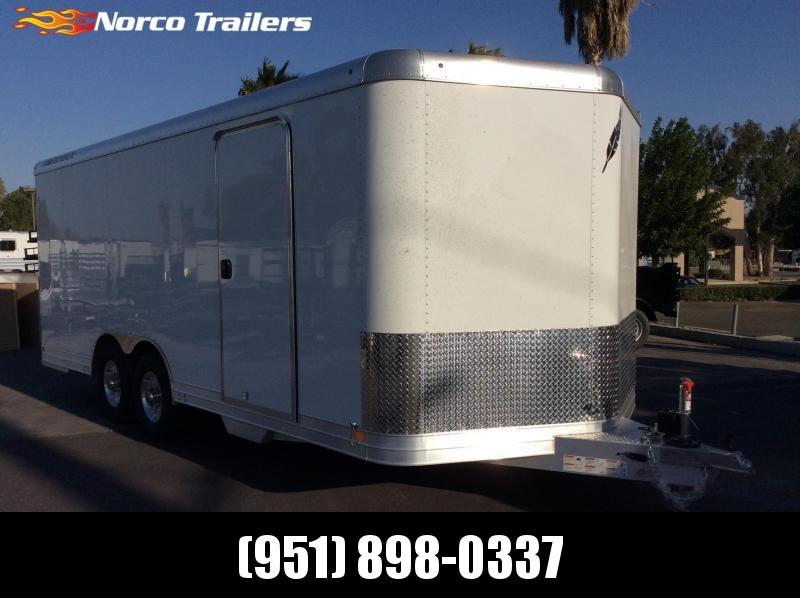 2018 Featherlite 4926 8.5 x 20 Car / Racing Trailer