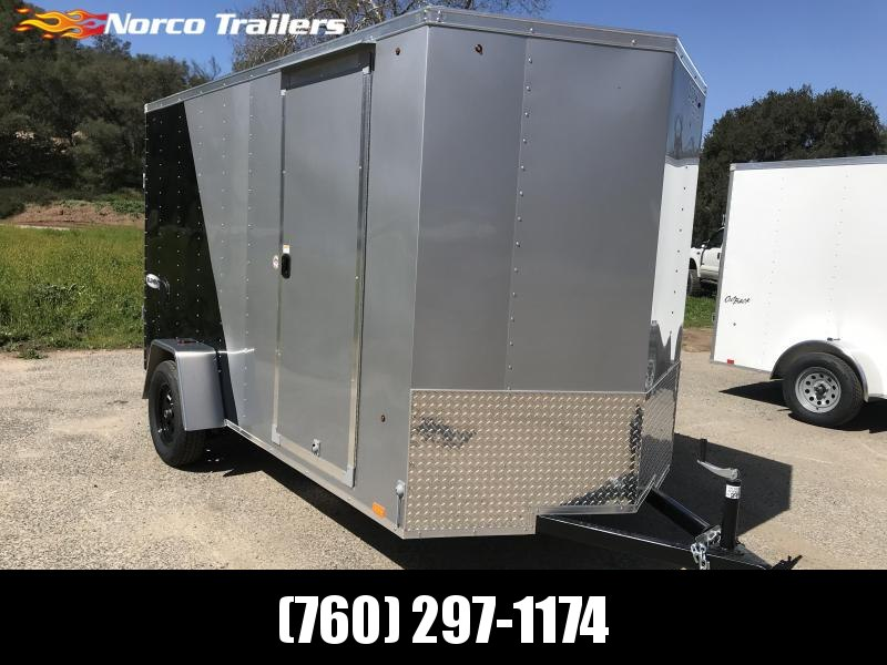 2019 Look Trailers Element 6' x 12' Enclosed Cargo Trailer