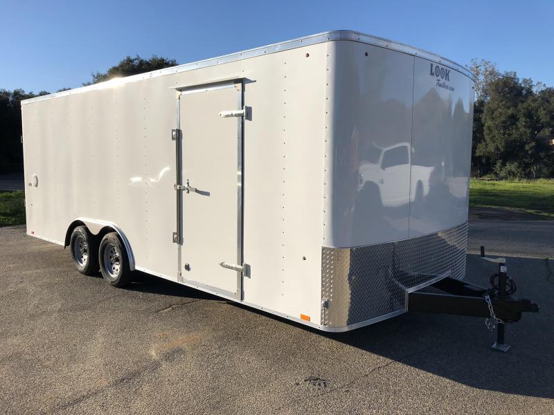 2018 Look Trailers ST 8.5' x 20' 7K Car / Racing Trailer