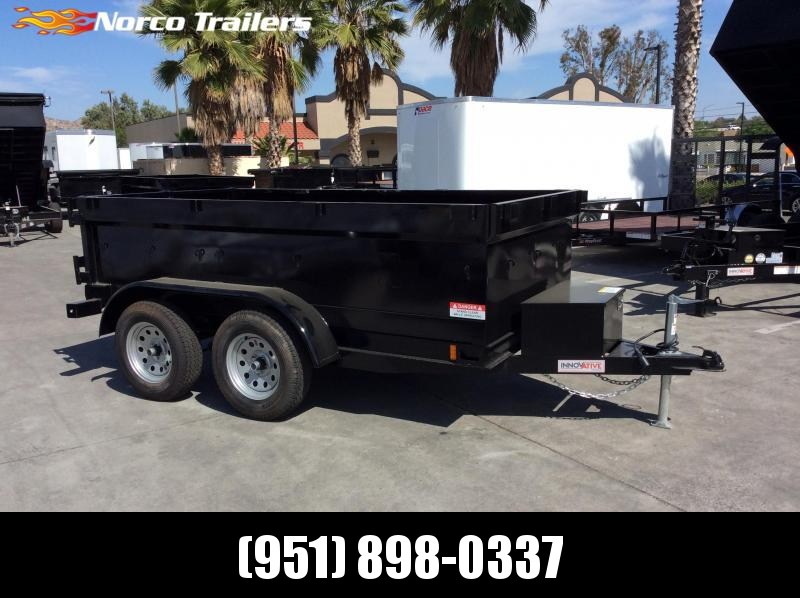 2019 Innovative Trailer Mfg. 5 x 10 Dump Dump Trailer