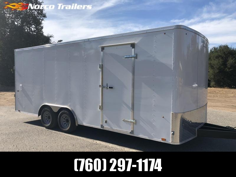 2018 Look Trailers ST 8.5' x 20 10K entry-level Auto Car / Racing Trailer