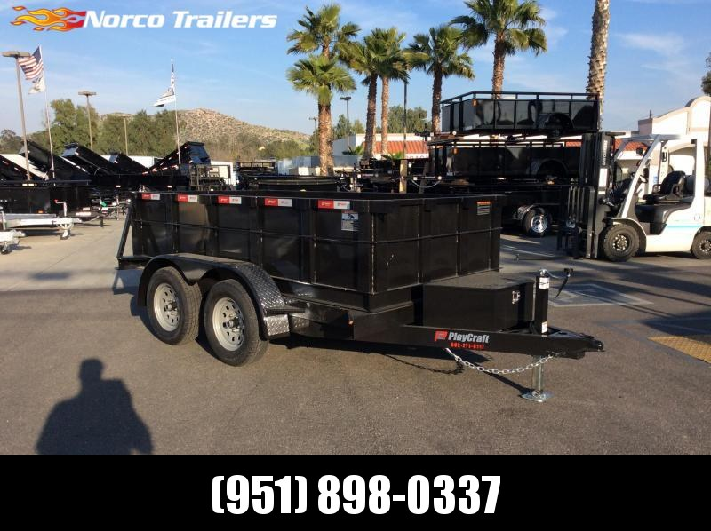 2019 Sun Country 5 X 10 7K Dump Trailer