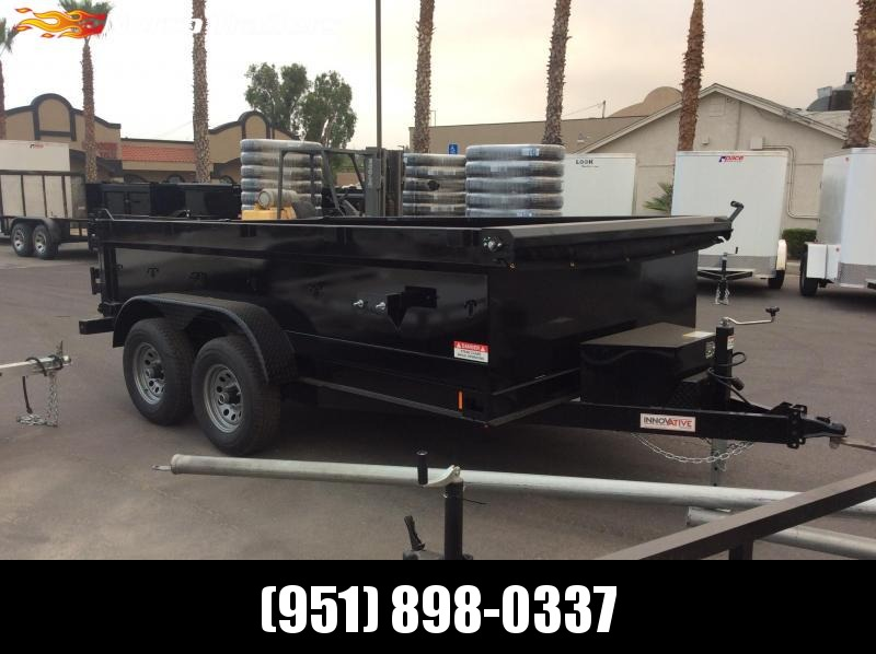 2019 Innovative Trailer Mfg. 83 x 12 Dump Trailer