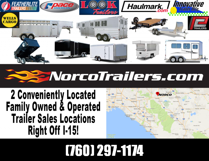 2019 Look Trailers Vnose STLC 6' x 10' Enclosed Cargo Trailer