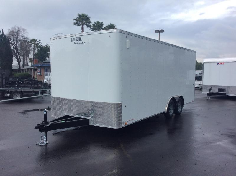 2019 Look Trailers ST 8.5' x 20' Tandem Axle Car / Racing Trailer
