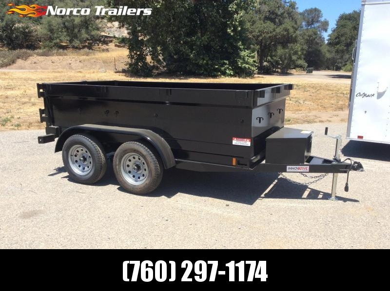 2018 Innovative Trailer Mfg. 5' x 10' 7K Dump Trailer