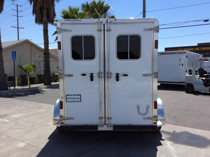 2018 Featherlite 9409 6.7 x 12.4 Horse Trailer   Norco ... on