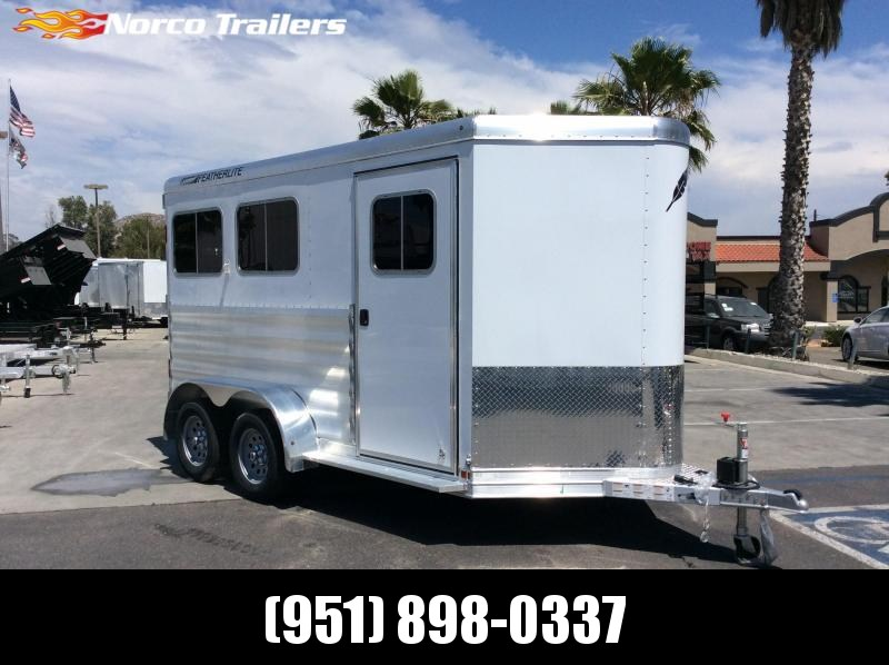 2018 Featherlite 9409 6.7 x 12.4 Horse Trailer