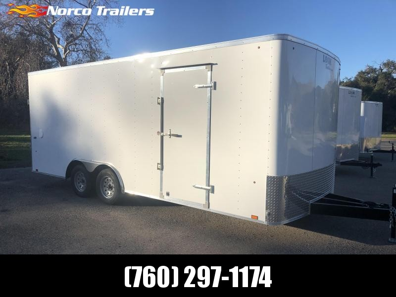 2019 Look Trailers ST 8.5 X 20 7K Car / Racing Trailer