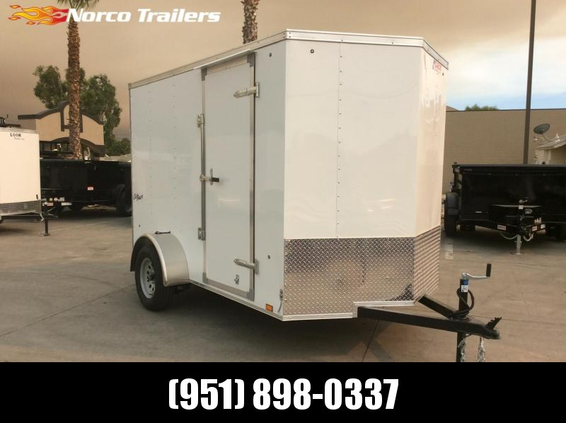 2018 Pace American Outback 6' x 10' Single Axle Enclosed Cargo Trailer