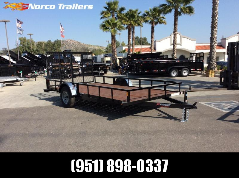 2019 Sun Country 82 X 14 SINGLE AXLE Utility Trailer
