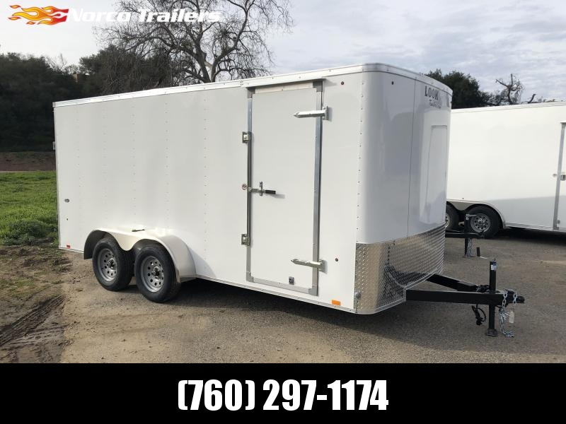 2019 Look Trailers  7' x 16' Enclosed Cargo Trailer