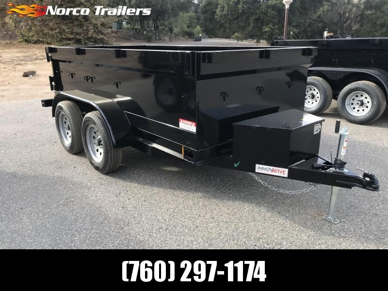 2019 Innovative Trailer Mfg. 60 x 10 7k Dump Trailer