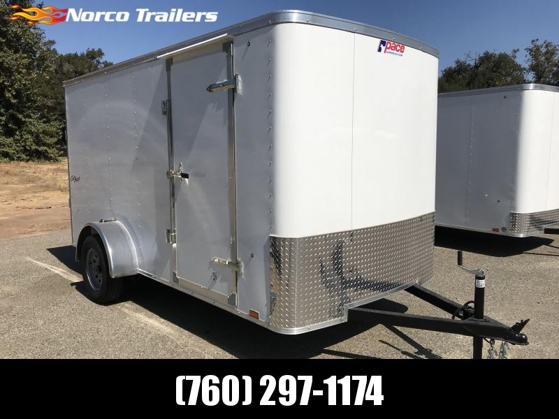 2019 Pace American Outback 6' x 12' Cargo / Enclosed Trailer in Ashburn, VA