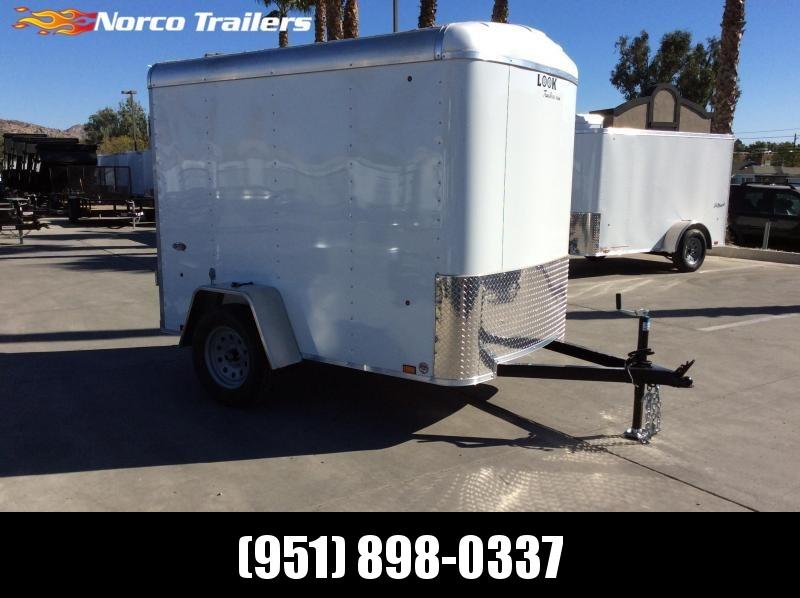 2019 Look Trailers STRLC 5 x 8 Single Axle Enclosed Cargo Trailer