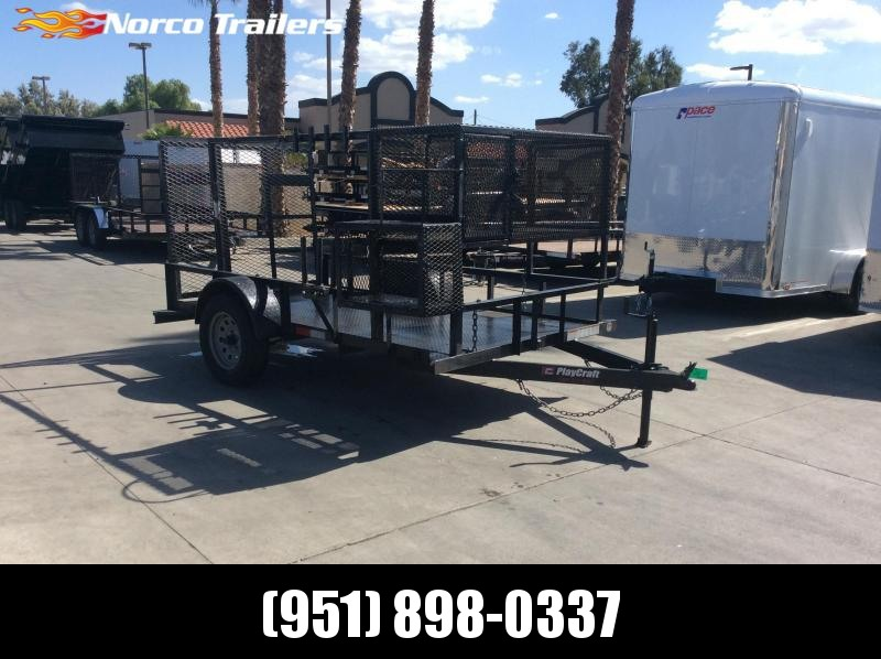 2018 Sun Country 5' x 8' Utility Trailer