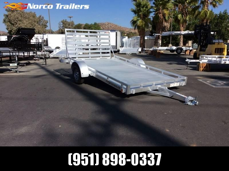 2018 Featherlite 1693 6.5' x 12' Utility Trailer
