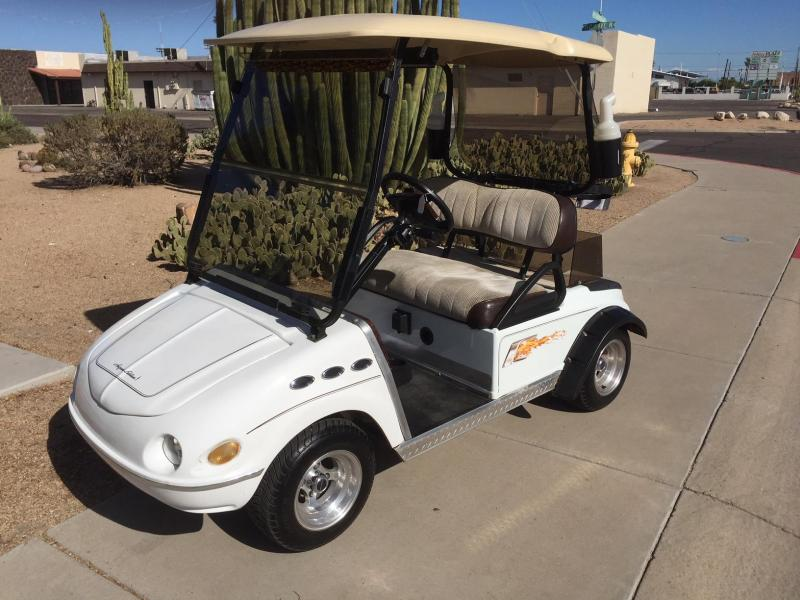 2006 Club Car DS Prestige Golf Cart