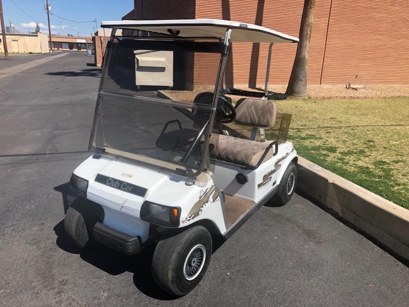 1995 Club Car DS Golf Cart