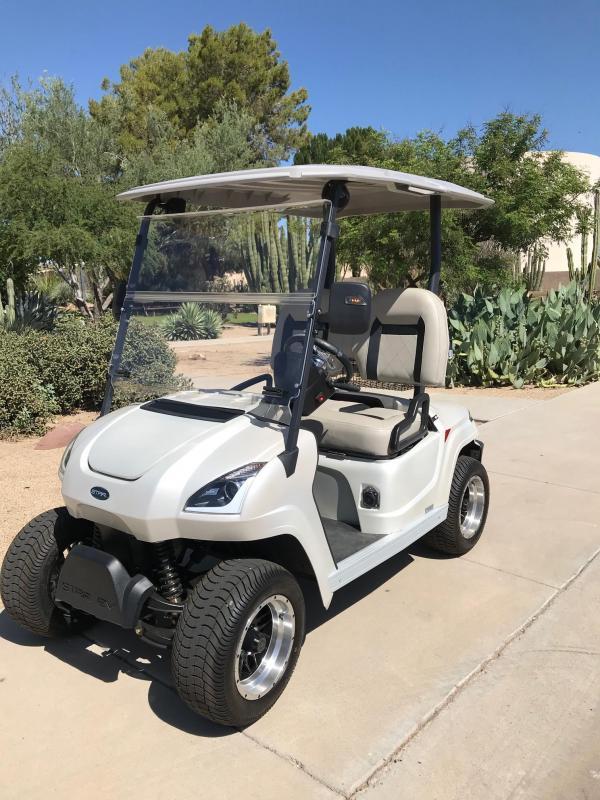 2019 Star Ev Sirius Golf Cart Southwest Golf Cars Phoenix And