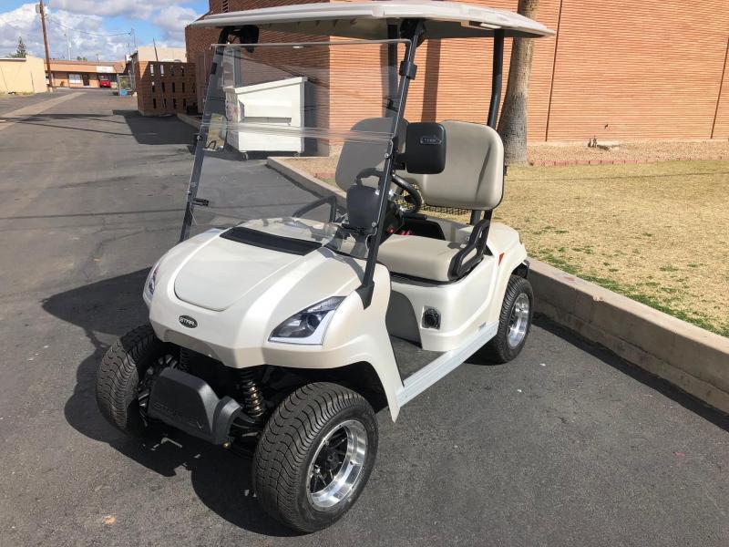 2019 Starcraft Sirius Golf Cart