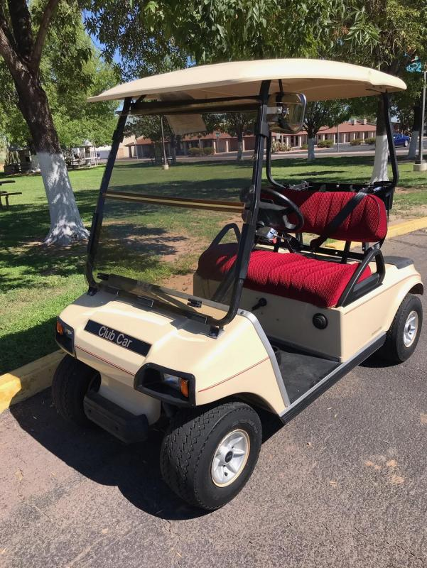 2001 Club Car DS Golf Cart