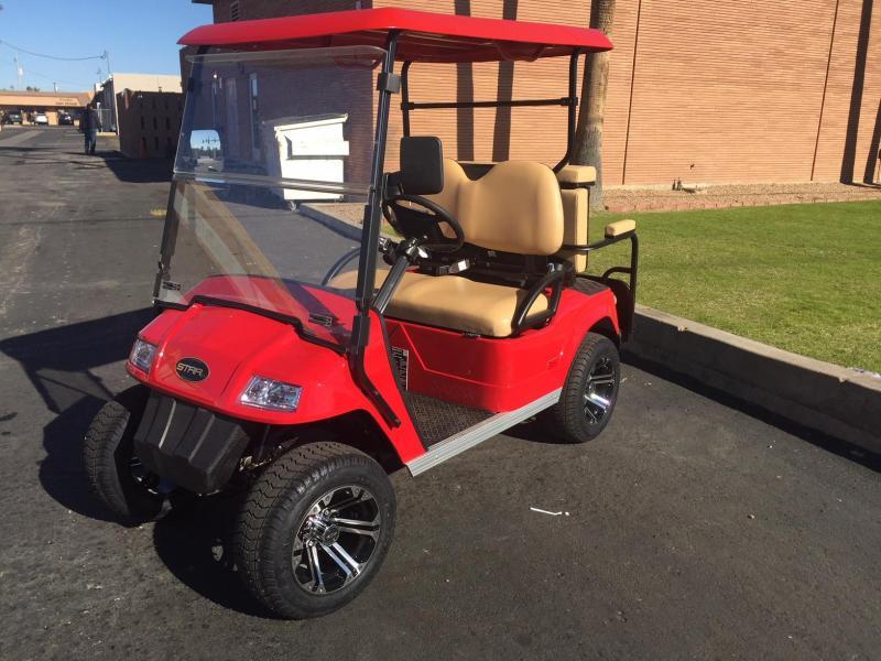 2018 Star Electric Vehicles Classic 48-22 Golf Cart