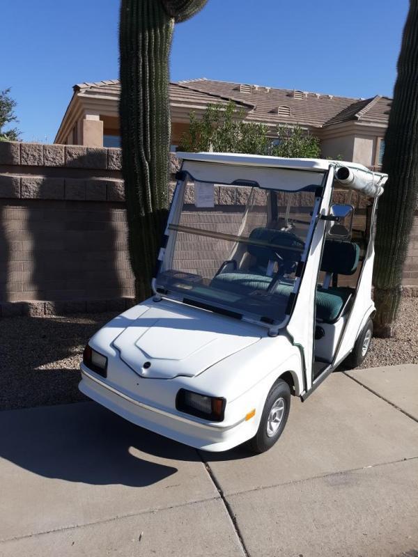1997 Club Car Arizona Edition DS Golf Cart