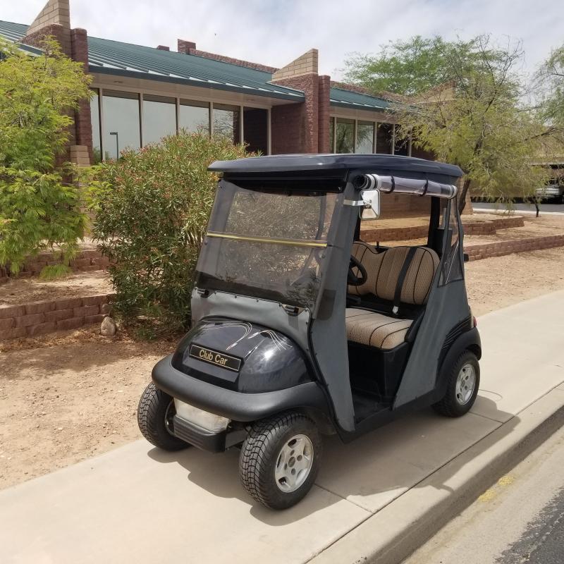 2007 Club Car Precedent Golf Cart