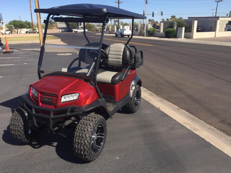 2018 Club Car Lifted Onward 4-pass Golf Cart