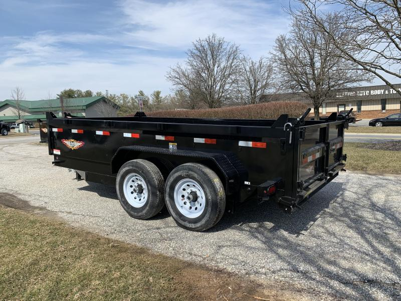 2019 H and H Trailer DB Industrial Dump
