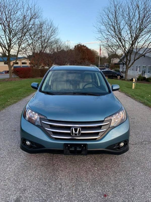 2013 Honda CR-V SUV AWD Loaded EX-L