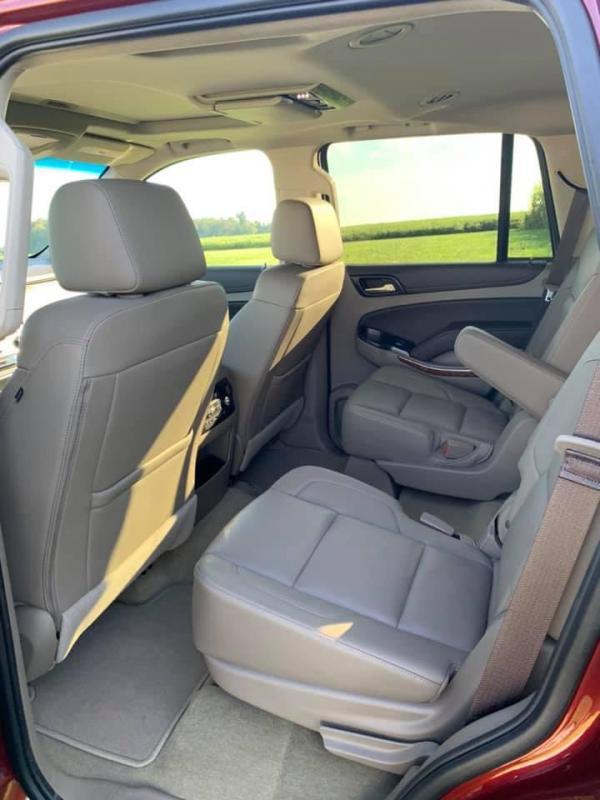 2017 Chevrolet Premier SUV