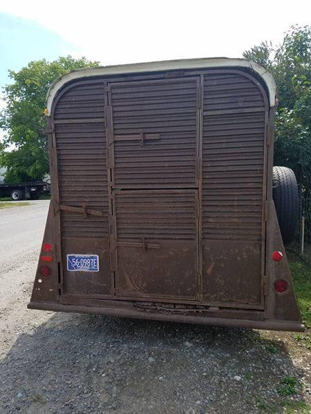 1974 Other STOCK COMBO Horse Trailer
