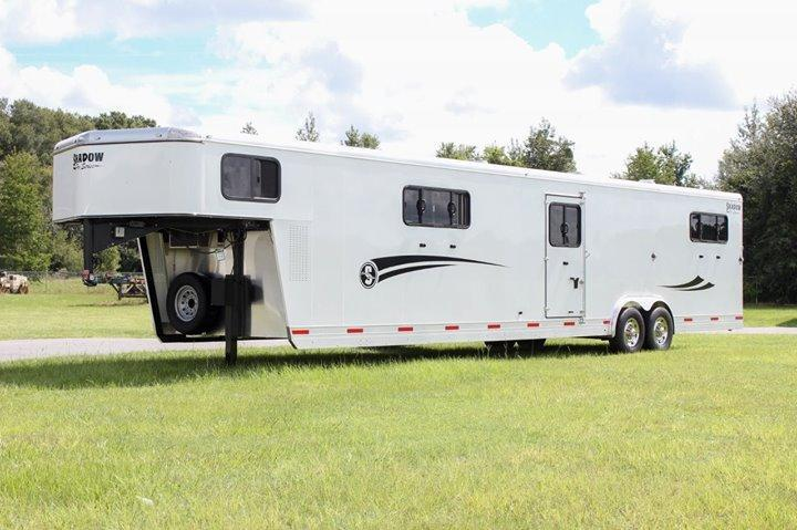 2019 Shadow Trailers 6HH2HGN Horse Trailer
