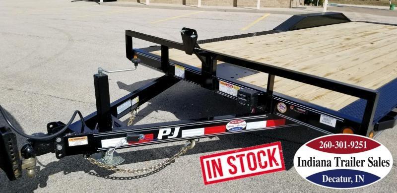 2020 PJ Trailers B5222 Car / Racing Trailer