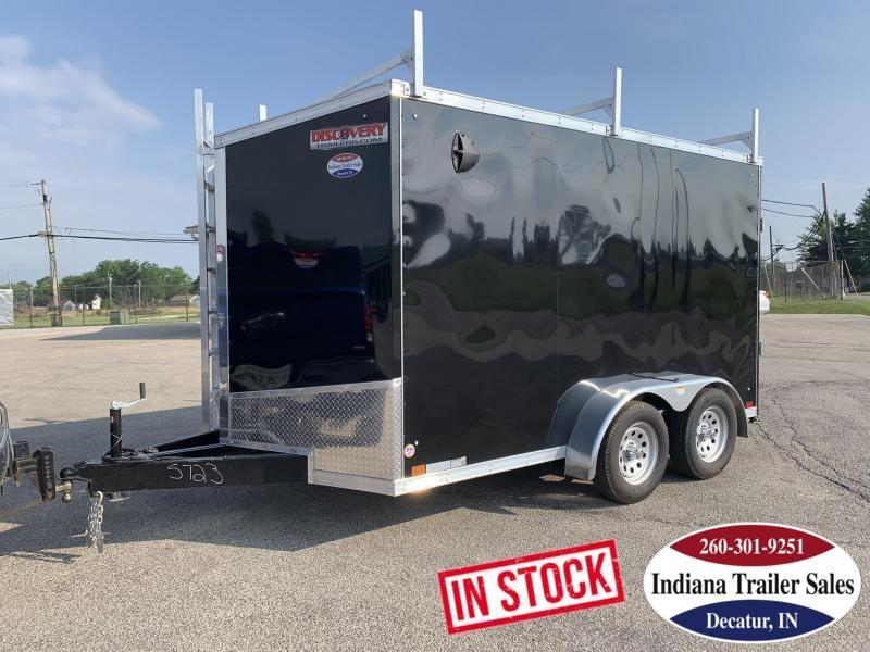 2020 Discovery Trailers DRSE712TA2 Enclosed Cargo Trailer in Ashburn, VA