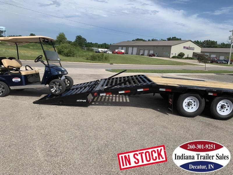 2020 PJ Trailers LS282 Equipment Trailer