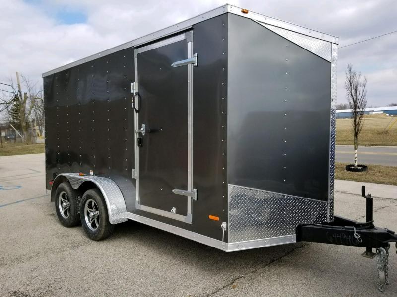 2018 RC Trailers RWT7x14TA2 Enclosed Cargo Trailer