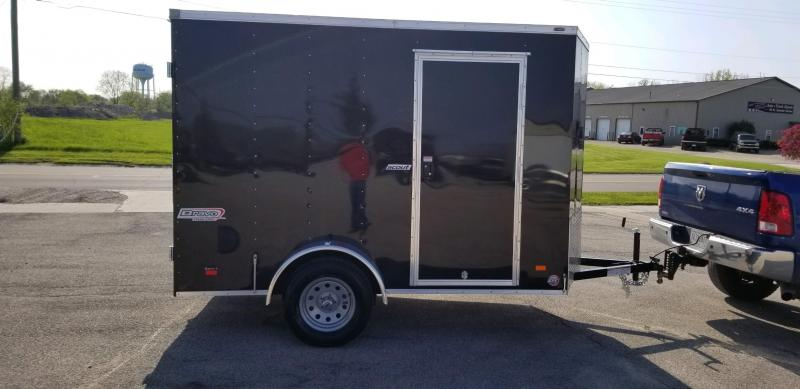 2020 Bravo Trailers SC6x10SA Enclosed Cargo Trailer